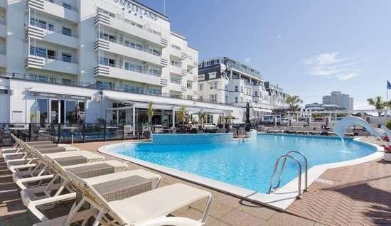 The Cumberland Hotel Bournemouth