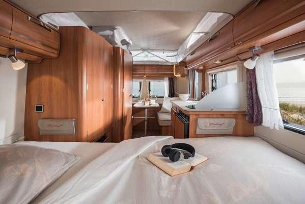 Eriba Touring 530 Interior [4]