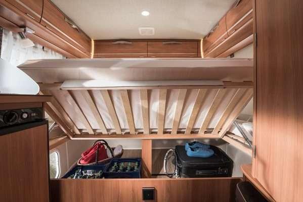 Eriba Touring 530 Interior [10]