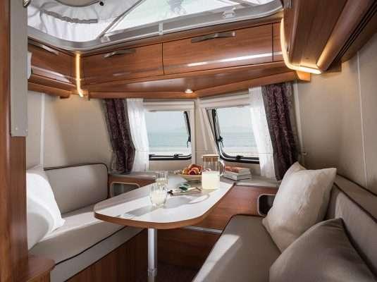 Eriba Touring 530 Interior [2]
