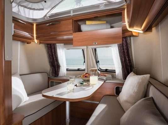 Eriba Touring 530 Interior [5]