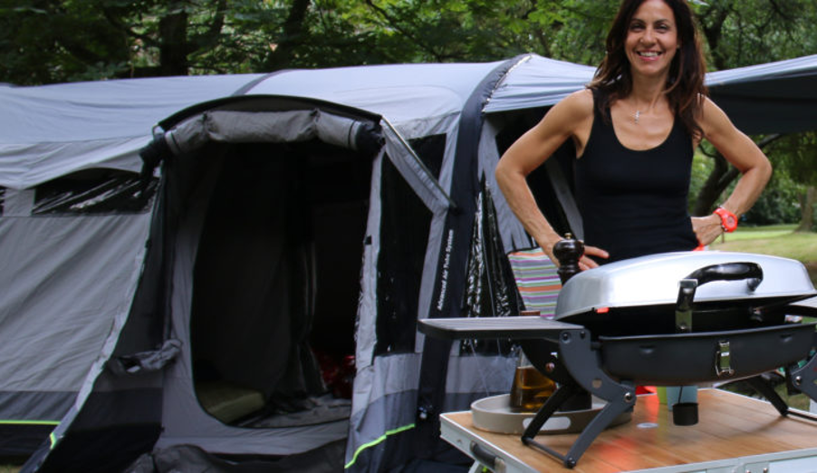 The stay home national camping and caravanning week