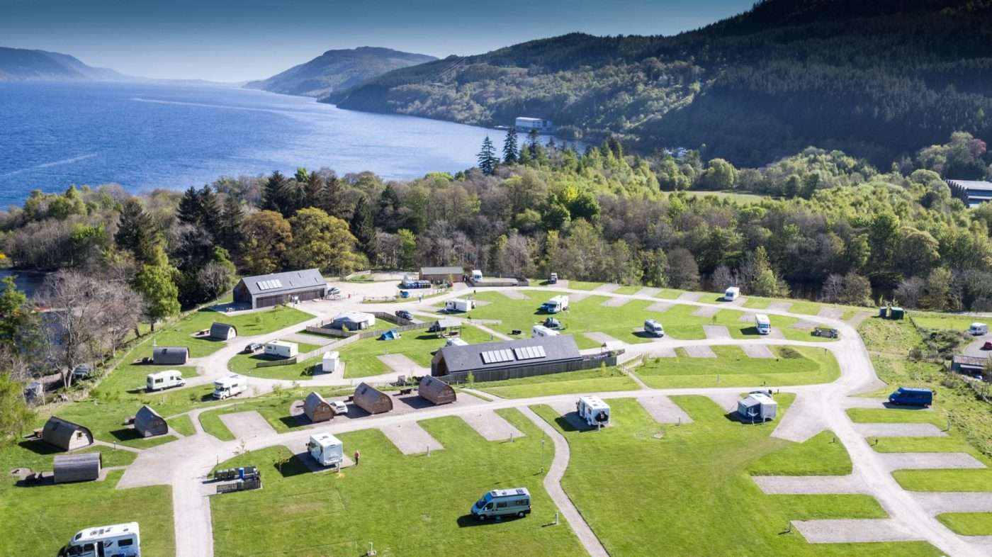 An update from 'Camping and caravan club'