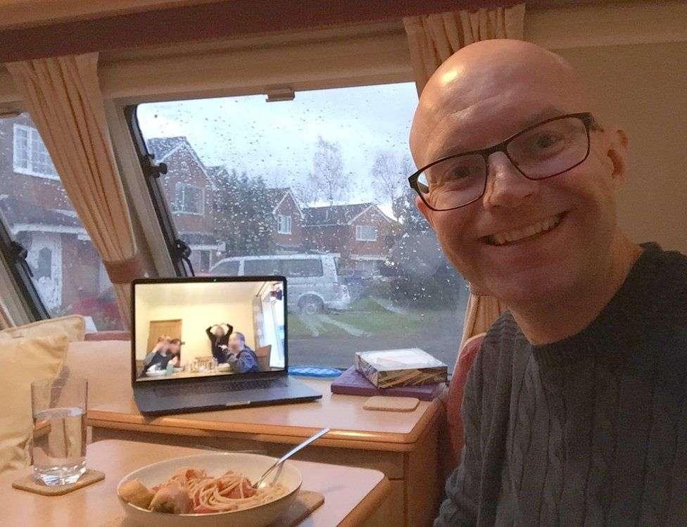 penelopeandme.co.uk Facetime Dinner
